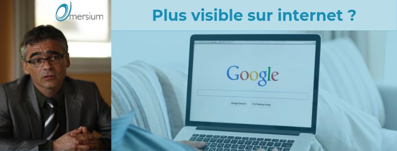 Soyez plus visible sur internet